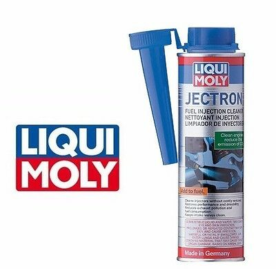 Lubro-Moly Jectron Cleaner Fuel Injection System Cleaner for All Cars Trucks