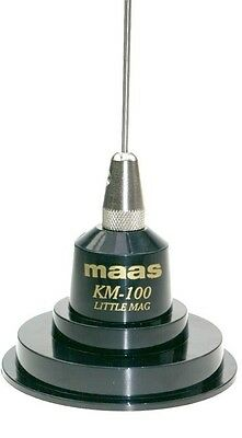 CB MOBILE ANTENNA LITTLE WILL MAGNETIC MOUNT MAAS KM 100cm 26-28 MHz