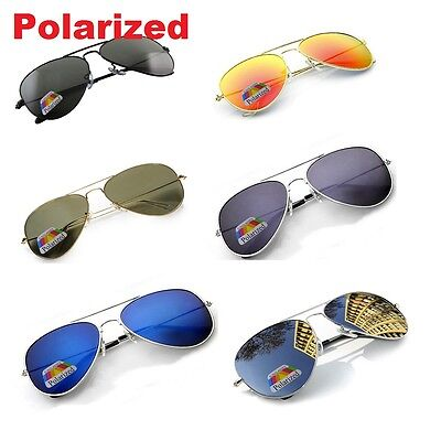 CHILDRENS Polarized KIDS BOYS GIRLS Pilot SUNGLASSES SHADES LENSES UV400 Mirror