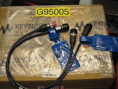 11857B - KEYSIGHT. 75-ohm Type N test port extension cables