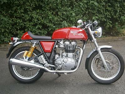 Royal Enfield Continental Gt 535, Pre Registered
