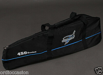 NEW Turnigy RC helicopter 450 class series transport bag (carrying case)