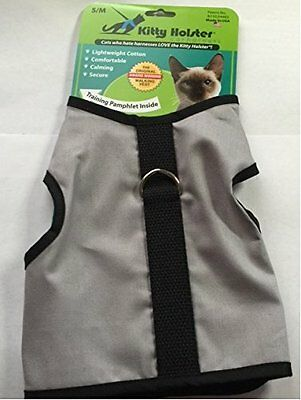 Kitty Holster - S/M Gray