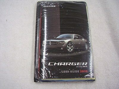 brand new factory sealed 2008 dodge charger owners manual case rh picclick com 2010 dodge charger service manual pdf 2010 dodge charger service manual
