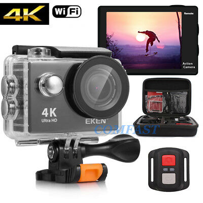 Original EKEN H9R Action Sport Camera HD 4K WiFi 1080P Waterproof Remote Control