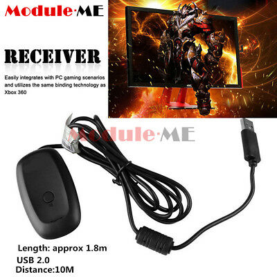 Hot Sale OE PC Wireless Gaming Controller USB Receiver Adapter For XBOX 360 MO