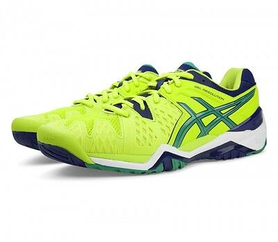 Chaussure ASICS GEL RESOLUTION 6 All Court NEUF / Tennis Shoes NEW