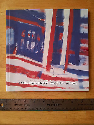 Jack Tworkov American 1950s Abstract Expressionist painter exhibition catalog