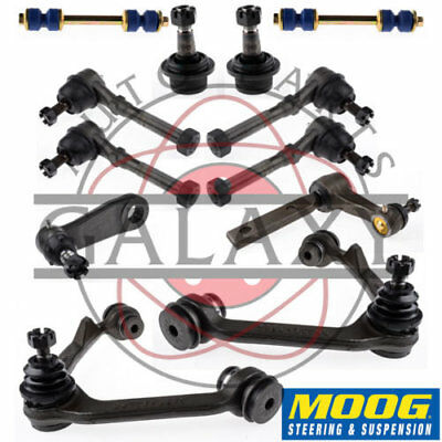 Moog Replacement Front Suspension 12 Pcs Kit For Ford Full Size Truck 97-03 4X4