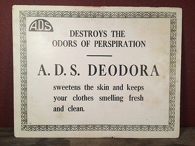 Vintage A.D.S. Advertisement Drugstore Pharmacy American Druggists Syndicate