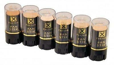 X Factor Pan Stick Foundation - Choose Your Shade - 8g
