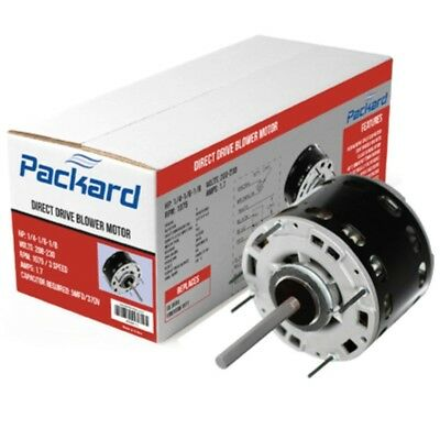 GE Replacement 48 Frame Blower Motor 1/4 Hp 5KCP39MG5375 By Packard