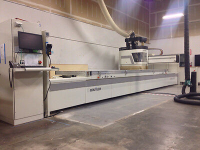 Routech CNC Flat Bed Router (5' x 20' Table)