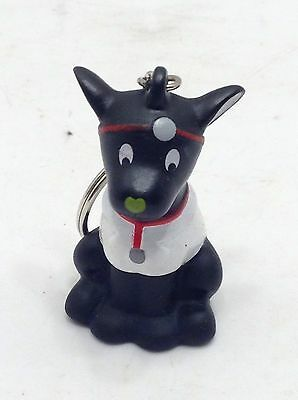 NEW American Heart Association Dr. Bow Wow Dog Pup Keychain Collectible