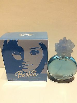 Barbie Eau Toilette Blue De Puig 75 Ml Spray Vintage & Rare