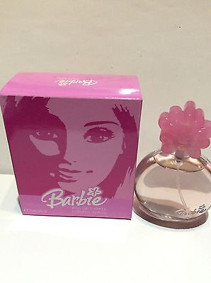 Barbie Eau Toilette De Puig 75 Ml Spray Vintage & Rare