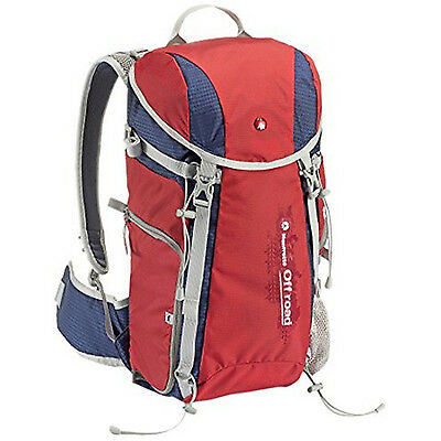 Manfrotto Offroad Hiker 20L rot Rucksack