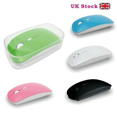 USB Optical Cordless Wireless 2.4 GHz Scroll Mouse Mice For Laptop,WINDOW,MAC M1