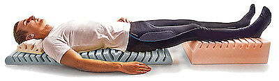 Back Pain Relief Mat  Detensor - Lumbago, Slipped Disc,  Pinched Nerve Treatment