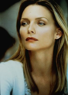 "MICHELLE PFEIFFER in ""The Story of Us"" - Original 35mm COLOR PORTRAIT Slide"
