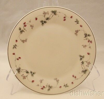 """Royal Doulton Expressions STRAWBERRY FAYRE PINK Salad Plate(s) 8"""""""