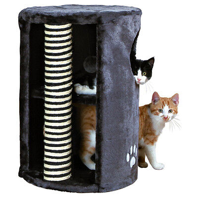 Trixie Chat Tower anthracite, 41 x 58 cm, NEUF