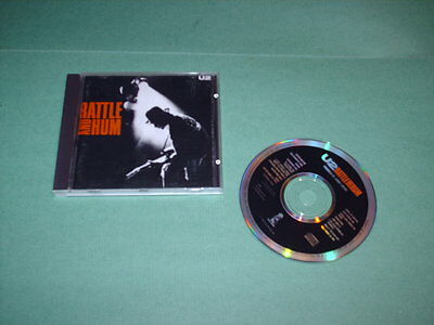 Rattle and Hum by U2 (CD, Oct-1988, Island (Label))
