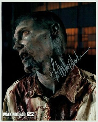 Michael Koske In Person Signed Photo - A326 - The Walking Dead