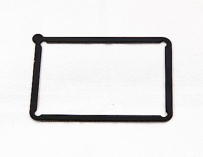 """3"""" LCD Viewfinder Metal Frame for Canon 5D2 7D LVF-43 4:3 Camera D90 D7000"""