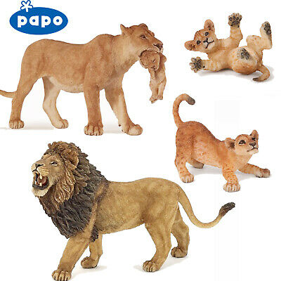 PAPO Wild Animal Kingdom LIONS - Choose for 8 different Lions all with Tags