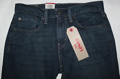 LEVI'S 511 men's Jeans SLIM FIT NEW WITH TAGS