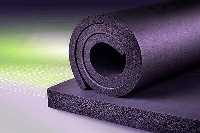 Armacell Armaflex Insulation Flat Sheet Pipe 9,13,19,25mm water/sound proof car