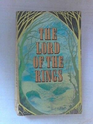 The Lord of the Rings, Acceptable Condition Book, Tolkien, J. R. R., ISBN