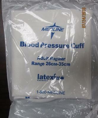 Medline Disposable Adult BP Cuffs Lot of 10 Ref MDS9723HP
