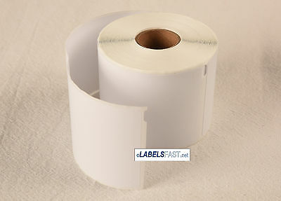 24 Rolls - 30387 - DYMO® Compatible 3 Part Address Postage Labels - 100 p/r