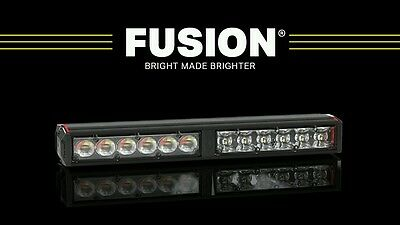 new feniex fusion 49 dual color exterior led light bar brand new new feniex fusion 200 bar stick light dual color new fusion universal line
