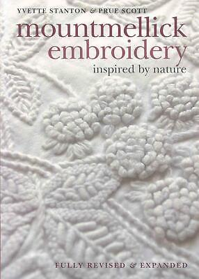 Mountmellick Embroidery: Inspired by Nature by Prue Scott (English) Paperback Bo