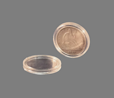 Guardhouse Direct Fit Coin Capsule Half Dollar 30.6mm 60% Off 5+ Fixed Ship