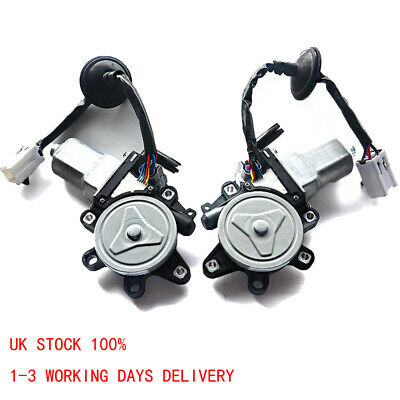 Front L& R Side Pair Window Lift Motor For Nissan 350Z Infiniti G35 80730-CD00A
