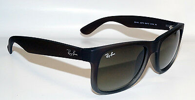 RAY BAN Sonnenbrille Sunglasses RB 4165 854/7Z Größe 51 Justin Youngster