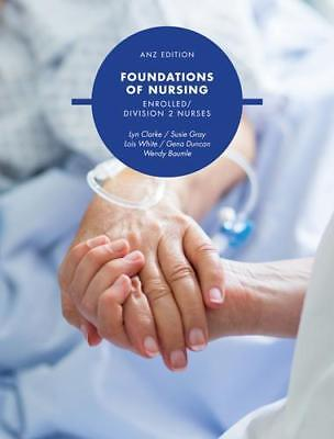 Foundations of Nursing: Enrolled Division 2 Nurses with Student Resource Access