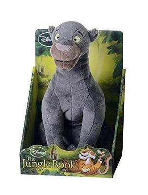 New Disney The Jungle Book Bagheera 10 Inch Soft Plush Toy