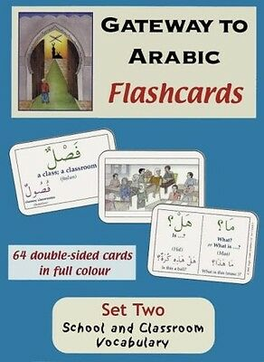 Gateway to Arabic Flashcards: Set Two - School and Classroom Vocabulary