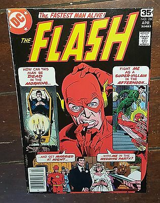 The Flash #260, (1978): The 1000 Year Old Root!