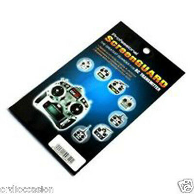 NEW ScreenGuard protector for Spektrum DX6i RC remote transmitter Screen Protect