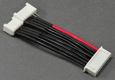 Male JST-XH 6S to Female Thunderpower 5cm balance cable