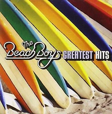 Greatest Hits - Boys Beach Compact Disc Free Shipping!
