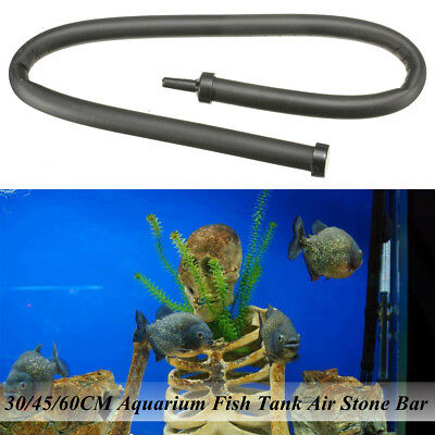 AIR CURTAIN BUBBLE WALL DIFFUSER AQUARIUM FISH TANKS RUBBER DECORATIVE STONE 4mm