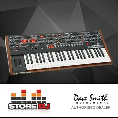 Dave Smith Instruments Prophet 6 Keyboard Analogue Synth