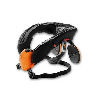 Ufo NSS Neck Support System Neck Brace in orange